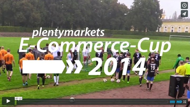 plentymarkets E-Commerce Cup 2014