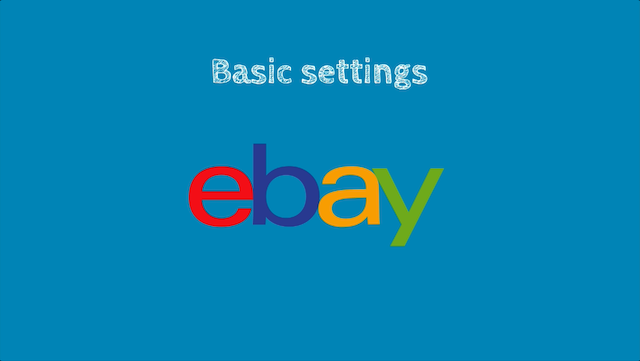 Introduction: eBay in three easy steps